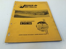 1981 Jasper Engines & Transmissions Factory Exchange JE-100-181 - $24.99