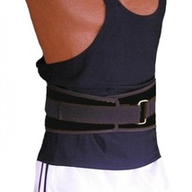 Weightlifting Back Support Belt Neoprene 6 Inches - $8.95