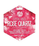 Rose Quartz Vibes Glitter Gel Face Mask Almond Rose Cruelty-Free - $5.99