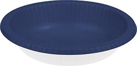 20 Count Paper Bowl, 20 oz Creative Converting Touch of Color - navy blue - €3,98 EUR