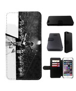 Jimi Hendrix iphone 5 wallet leather case, iphone 5s wallet case, iphone... - $16.82
