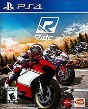 Ride (Sony PlayStation 4, 2015 NEW) PS4 Racing Video Game - $25.98