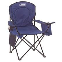 Coleman Cooler Quad Chair Adult Blue 200020266 - $50.97