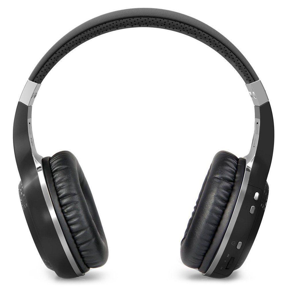 Bluedio HT Wireless Bluetooth Headphones Stereo Music Headset Built-in Mic Bass