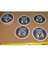 Sam Adams Bar Coasters Beer Bottle Man Cave 20 Count. Free Shipping - $9.90