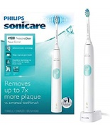 Sonicare Protective Clean 4100 Rechargeable electric toothbrush HX6817/0... - $68.62