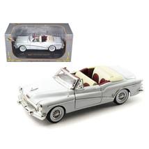 1953 Buick Skylark White 1/32 Diecast Model Car by Signature Models 32321w - $29.47
