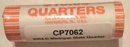 2004 D Michigan State Quarter Roll 40 Coins CP8078 - $17.95
