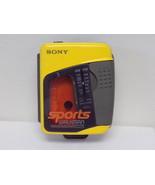 ORIGINAL Vintage TESTED Sony Sports Walkman AM/FM Stereo Cassette WM-FS399  - $121.29