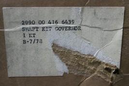 EMD 3374174 Governor Shaft Kit New image 2