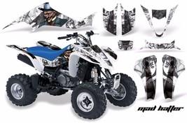 Atv Decal Graphic Kit Wrap For Suzuki LTZ400 Kawasaki KFX400 03-08 Hatter K W - $168.25