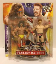 2013 WWE Mattel Ultimate Warrior Sheamus Wrestlemania Figures Fantasy Ma... - $29.69