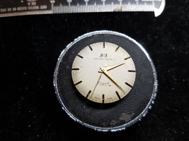1958 ERNEST BOREL FLASH FHF 67 WATCH MOVEMENT AND DIAL FOR VINTAGE REPAI... - $188.67