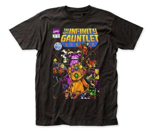 Marvel Comics Infinity Gauntlet #1 Comic Book Cover Thanos T-Shirt NEW UNWORN - $19.99