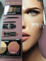 L.A. Colors InstaLook Nudes Makeup Set 5 Piece Gift Set - $24.99