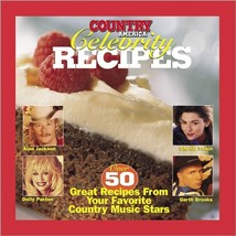 Country America Celebrity Recipes [Hardcover] Better Homes and Gardens B... - $12.81