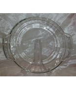 "FIRE KING 50th Year Anniversary Deep Dish 9"" Pie Plate H1075- Anchor Hoc... - $4.95"
