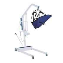 Drive Medical Electric Patient Lift with Rechargeable Battery Removable Battery - $1,705.93