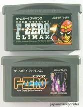 Used F-ZERO CLIMAX for Game Boy Advance GBA Operation has been confirmed... - $92.06