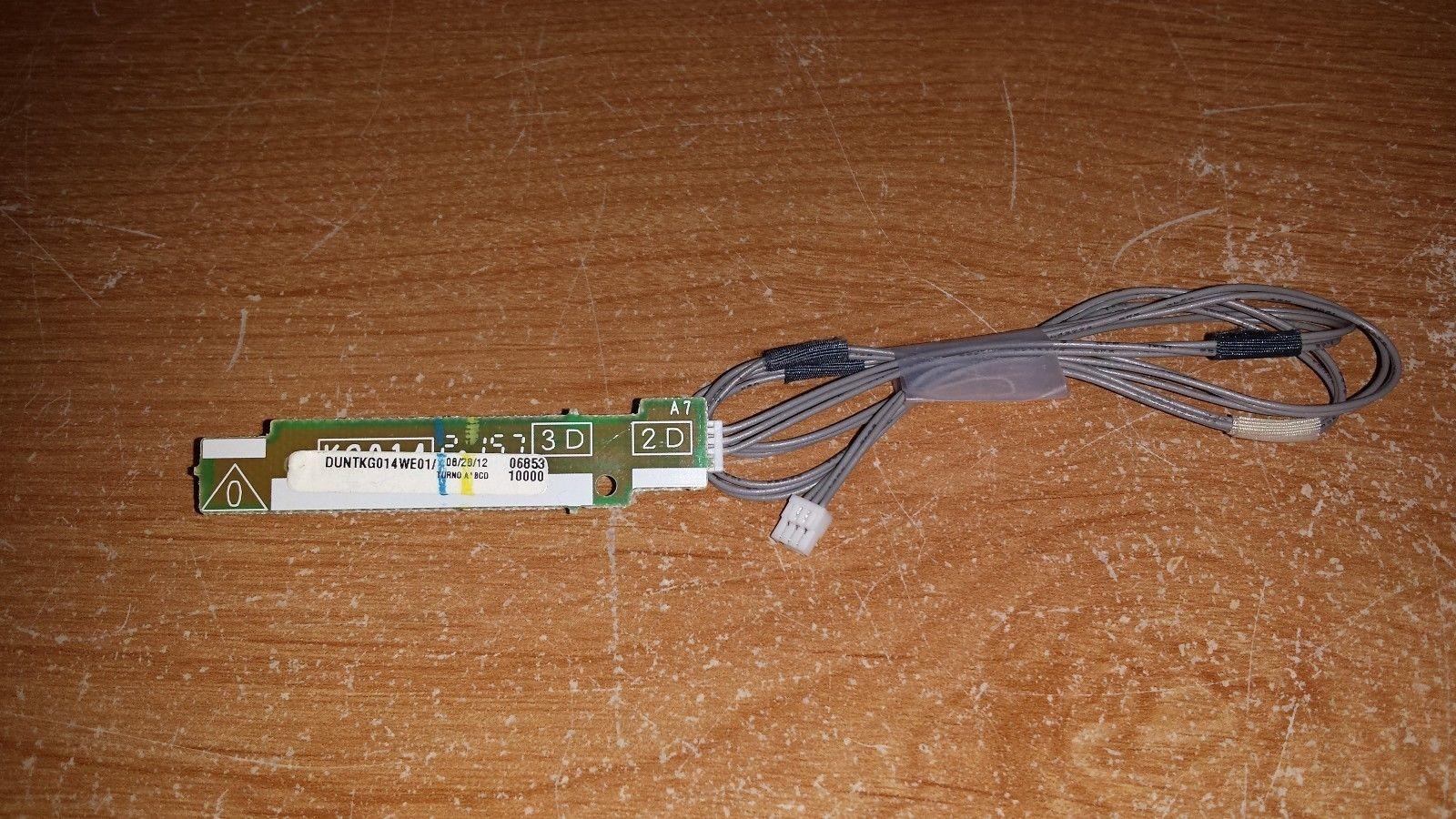 Sharp LC-60LE600U - Interface Board w/cable (RUNTKG014WE01)