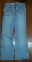 "EXPRESS Precision Fit Womans Jeans Size 30"" Inseam 30"" Front Rise 9"" Rear 12"" - $23.95"