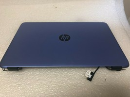 HP 15-ay157cl Complete LCD panel display assembly 15.6 blue - $94.05