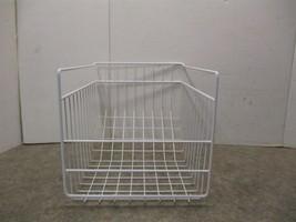 KITCHNENAID REFRIGERATOR FREEZER BASKET PART# 2301191 - $31.00