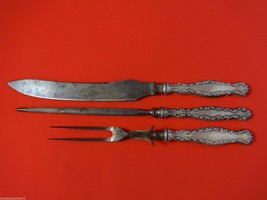 Louis XV by Whiting Sterling Silver Roast Carving Set 3pc HHWS - $332.60