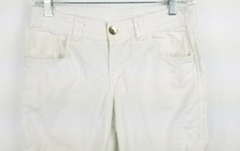 Juicy Couture 6 Blanc Court Jeans Skinny image 2