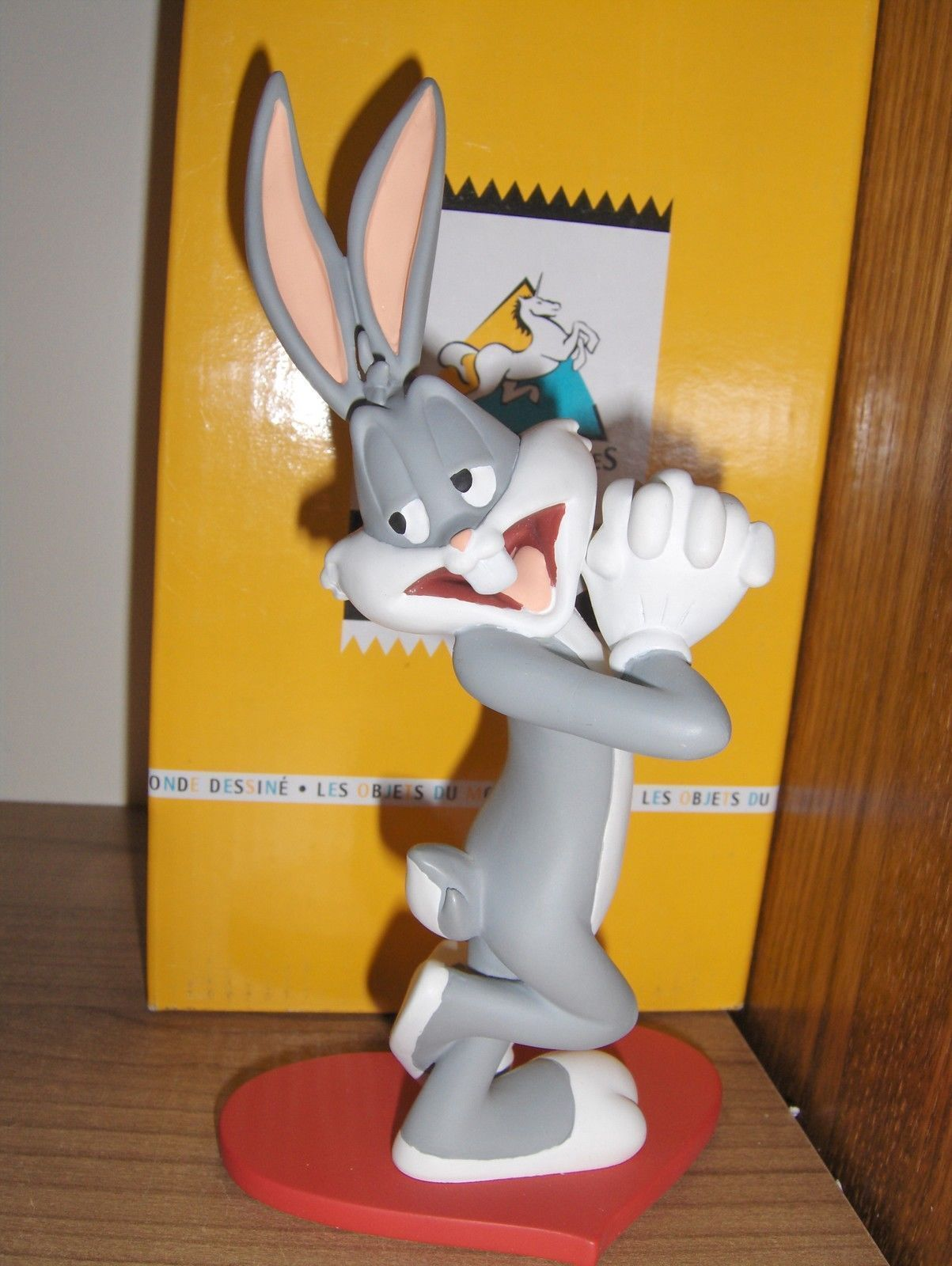 Primary image for Extremely Rare! Looney Tunes Bugs Bunny Victory Demons & Merveilles Fig Statue