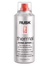 Rusk Thermal Shine Spray,  4.4oz