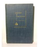 Irish Play Shadow & Substance RARE 1937 Paul Vincent Carroll 1st Ed Wood... - $29.69