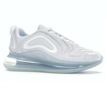 Nike Air Max 720 White Metallic Platinum Womens Running Shoes AR9293 101 - $149.95