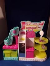 Shopkins Shoe Dazzle Playset  - $15.00