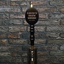 Personalized Gather Round Beer Tap Handle - $69.95