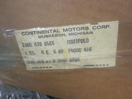 Continental F400E416 Manifold For Mitsubishi Caterpillar Forklift 42869 09-42869 image 2