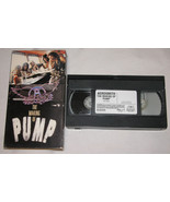 Aerosmith The Making of Pump VHS 1990, 19VS-49064, U.S.A - $17.19