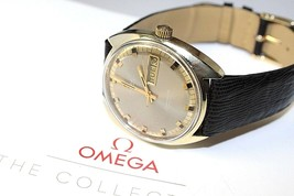 Omega Seamaster Cosmic 752 Vintage Day / Date Automatic Swiss Watch image 2