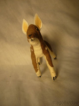 Vintage Inspired Spun Cotton Reindeer Fawn for Christmas Decorations image 2