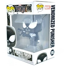 Funko Pop! Marvel Venom Venomized Punisher #595 Bobble-Head Vinyl Action Figure image 2
