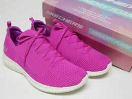 Skechers Ultra Flex Pop Sensation Sz 11 W Breit EU 41 Damen Slipper Shoe... - $33.15