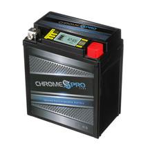 YTX7L-BS Chrome Pro Series iGel ATV Battery for Kawasaki KFX450R 2008-2014 - $30.76