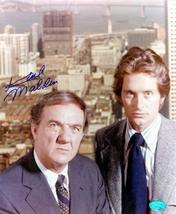 Karl Malden autographed 8x10 photo (The Streets of San Francisco) Image #1 - $75.00