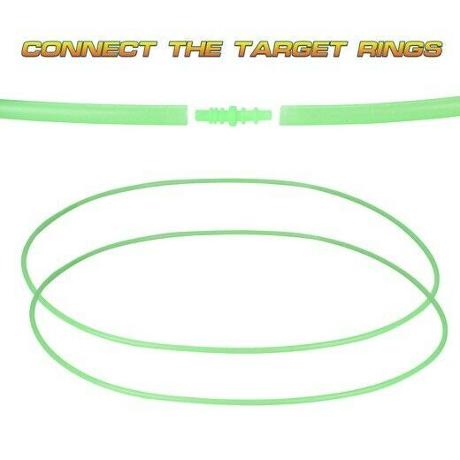 Lawn Darts Game – Glow in The Dark, Outdoor Backyard Toy for Family Fun, Parents image 9