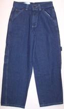 NWT Exceed Boy's Carpenter Denim Jeans, 14 Reg, W27 - $8.99