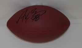 Alejandro Villanueva Signed Full Size NFL Football Steelers - $172.03