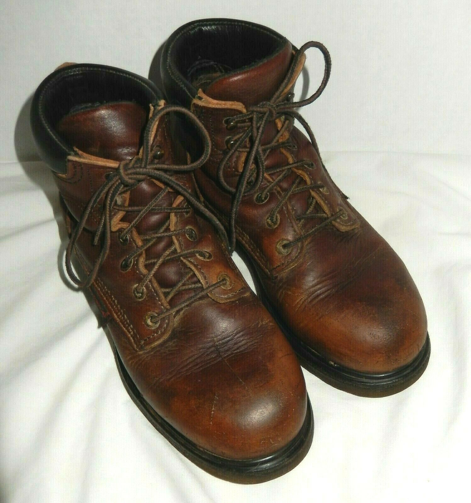 53d2e725d3761 Red Wing 606 Supersole 2.0 Electrical Hazard and 50 similar items