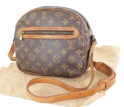 Authentic Vintage LOUIS VUITTON Senlis Monogram Cross Body Shoulder Bag ... - $295.00