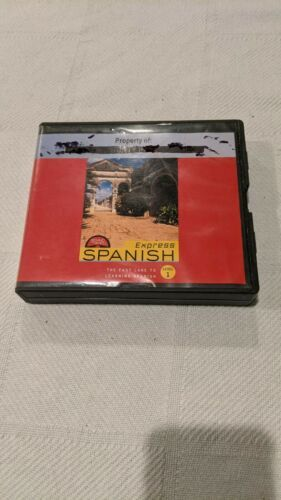 Primary image for  Spanish Express - Behind the Wheel -  3 CDs