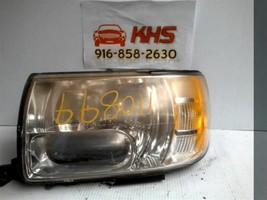 2001 INFINITI QX4 Driver Headlight Xenon HID Thru 9/00         206288 - $198.00